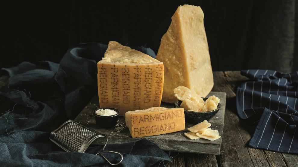 Parmigiano Reggiano: Rey de los quesos, de Boccaccio a la...
