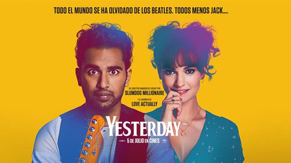 El hipotético mundo sin los Beatles de 'Yesterday' llega a la gran ...