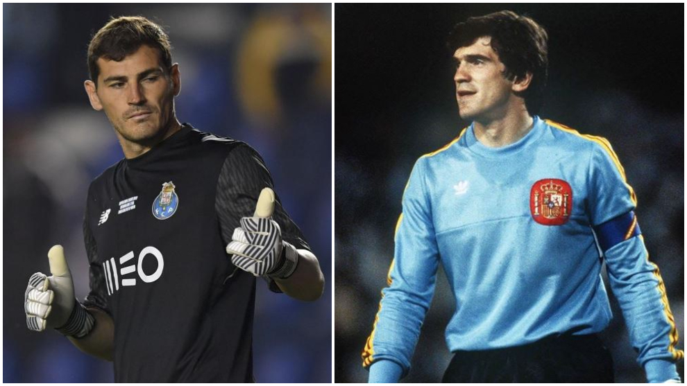 LaLiga: Casillas' birthday message to Arconada: If you want