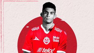 Calero vestirá su tercer playera en el fútbol mexicano.