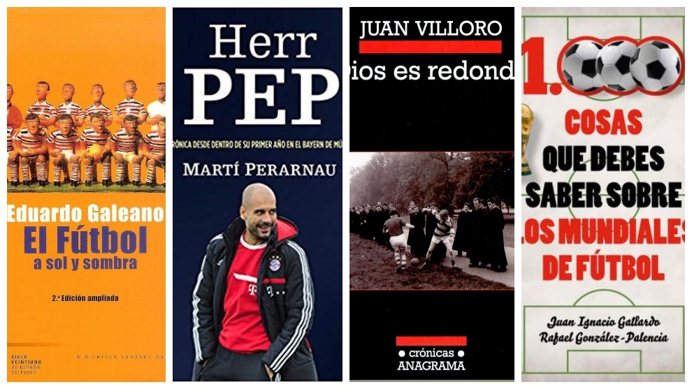 Los Libros Futboleros Más Refrescantes Para El Verano Marca Com