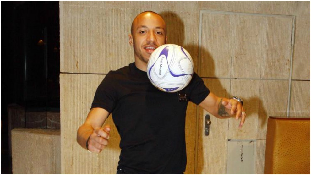 Real Madrid Former Real Madrid Playerjulien Faubert To Play