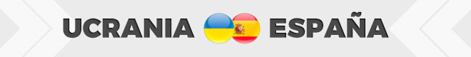 Ucrania vs España