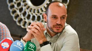 Carlos Jiménez no seguirá en la dirección deportiva del Unicaja