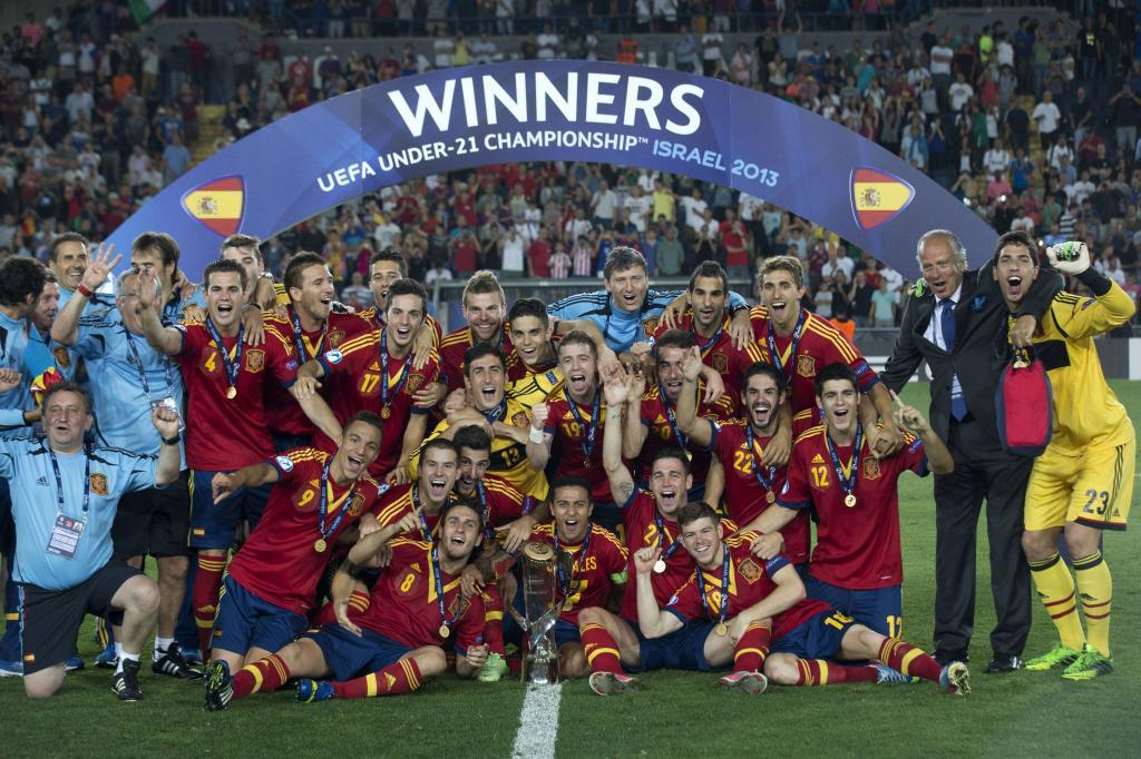 Laliga Spain S U21 Generations Which Is The Best Marca In English