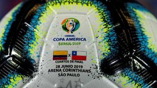 Colombia - Chile: horario y dónde ver hoy por TV y streaming los...