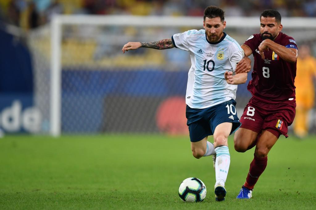 Copa America Report: Venezuela v Argentina 28 June 2019