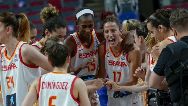 Letonia vs España: horario y dónde ver hoy en TV el Eurobasket...