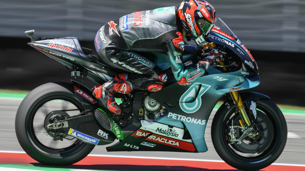Maverick Viñales se coronó en Assen — MotoGP