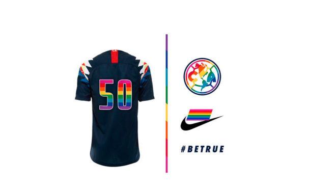 Estrenará un jersey en apoyo a la comunidad gay.