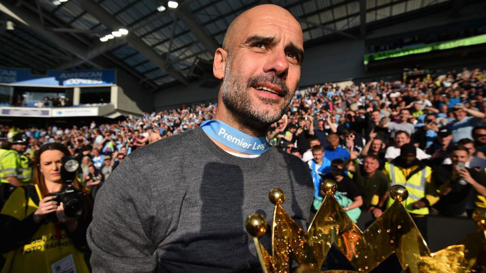 Man City boss Guardiola: Anfield crowd makes you feel small