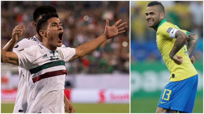 La final de la Copa Oro y la Copa América se disputará el domingo 7...