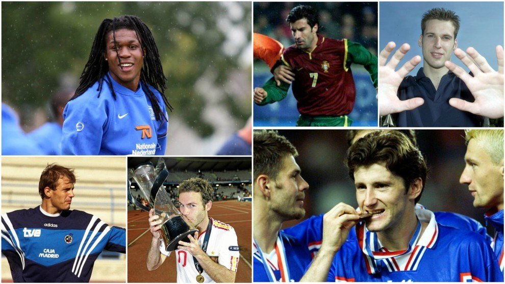 Ya son 22 los MVP que ha dejado el Europeo sub 21 en la historia....