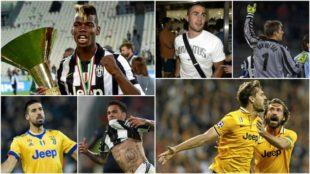 La Juventus, a lo largo de los últimos 20 años, ha fichado grandes...