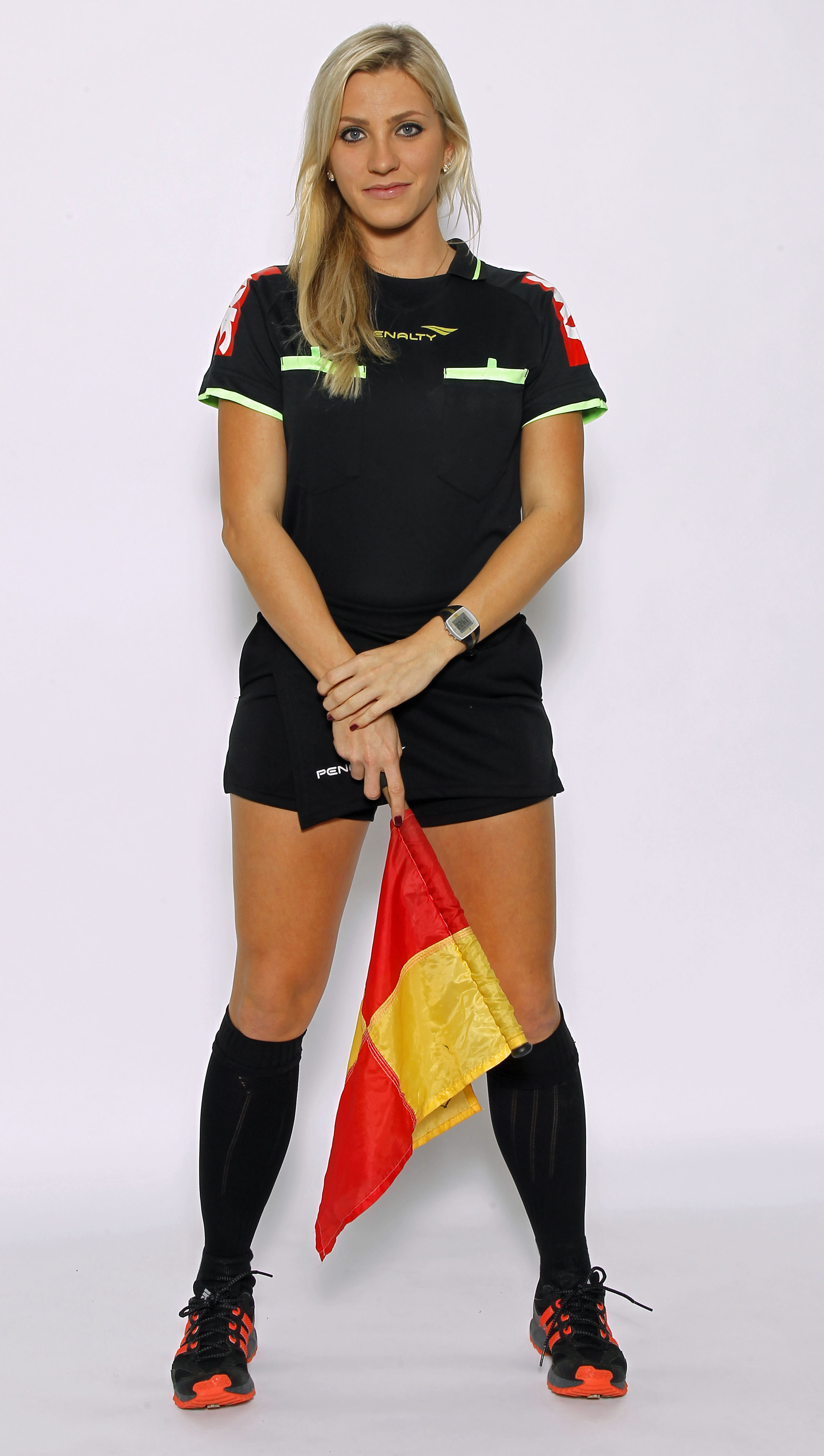 Image result for fernanda colombo referee