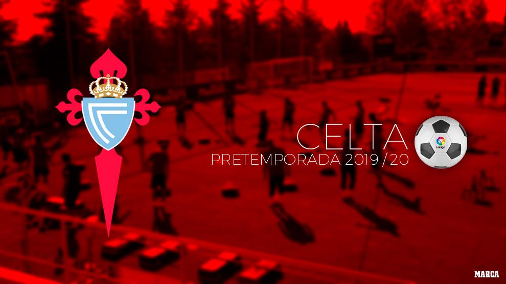 Calendario de pretemporada del Celta.