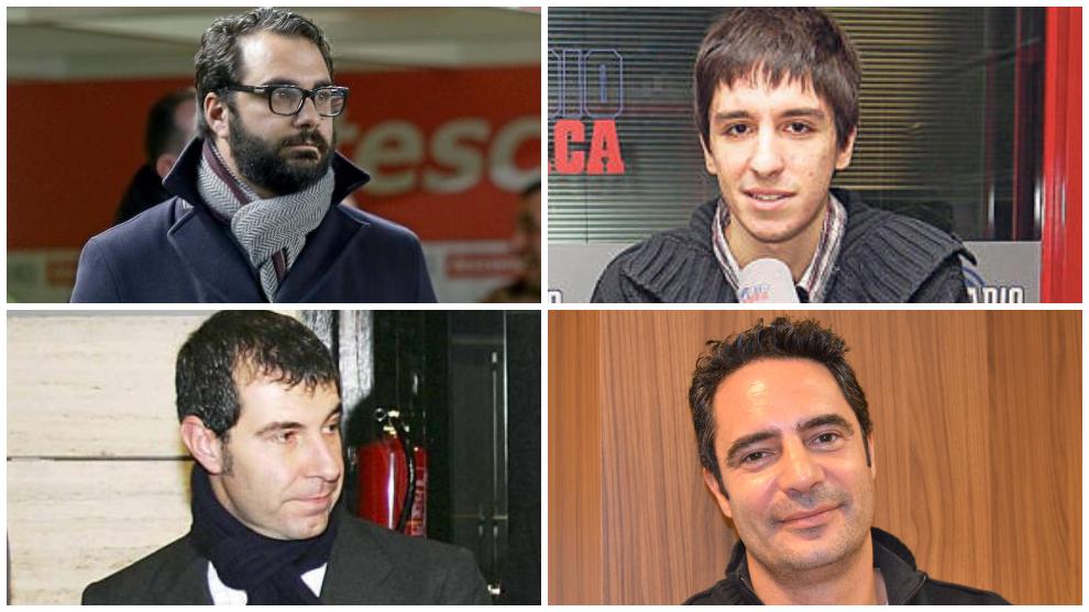 Orta, Santomé, Espinar y Ruiz