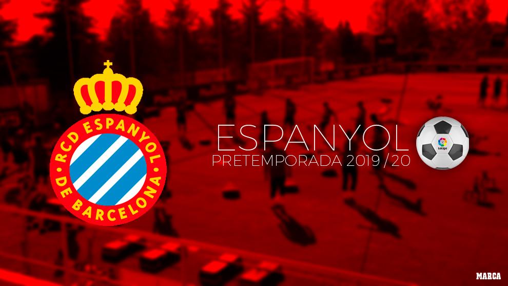 Calendario de pretemporada del Espanyol.