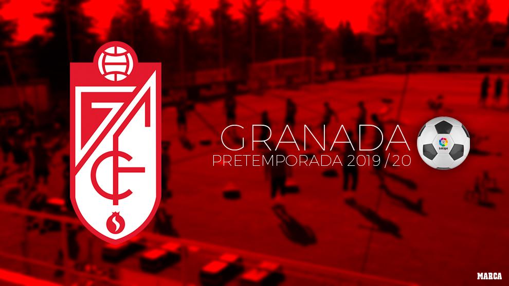 Calendario de pretemporada del Granada.