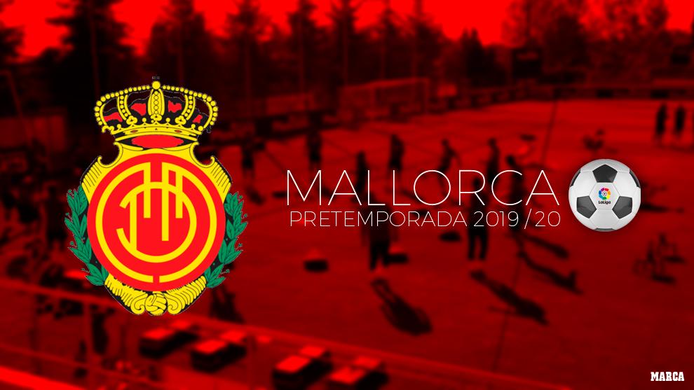 Calendario de pretemporada del Mallorca.