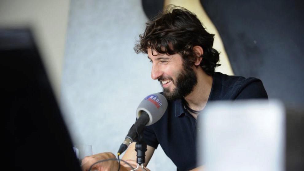 Esteban Granero during an interview with Radio MARCA.