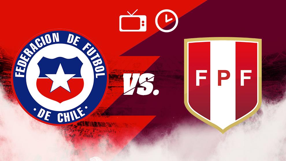 Final Copa América: Chile vs Perú: Horario y dónde ver hoy en TV en vivo la  semifinal de la Copa América | MARCA Claro México
