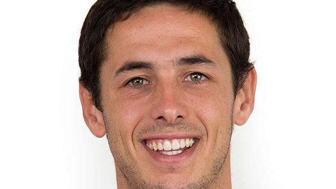 Asier Benito, nuevo jugador del Eibar.
