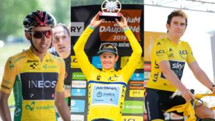 Los favoritos de las casas de apuestas para ganar el Tour de Francia...