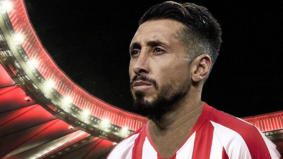 Es nuevo jugador del Atlético de Madrid