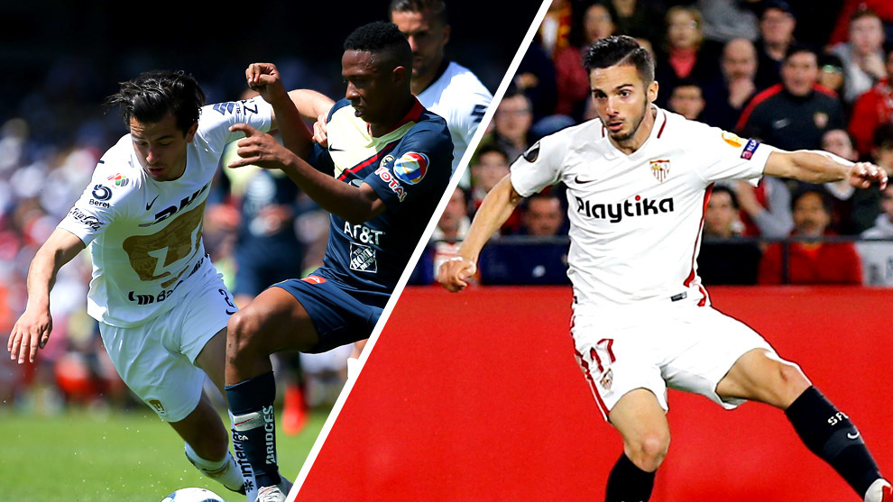 Pumas y América serán los primeros rivales del cuadro andaluz