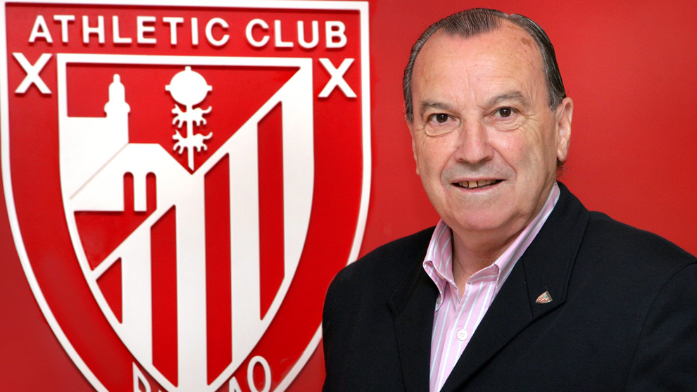 Koldo Aguire, en una imagen del Athletic Club