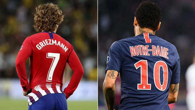 online store dba1d b29c6 Barcelona: Barcelona's Griezmann and Neymar puzzle | MARCA ...