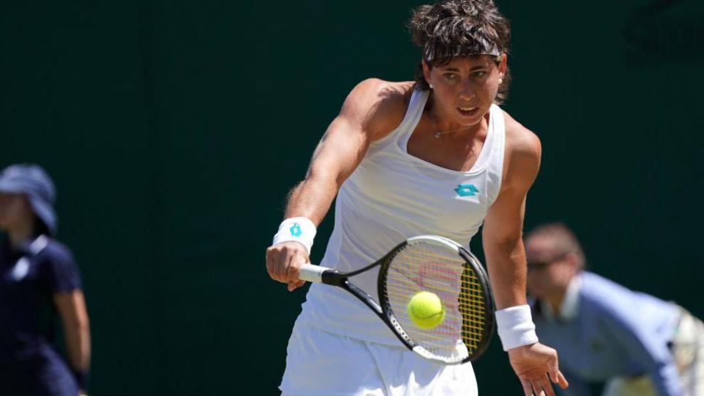 María Sharapova abandona el torneo de Wimbledon por lesión