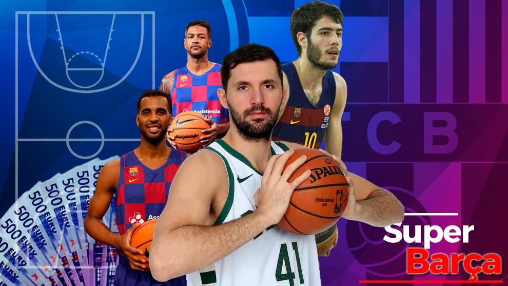 Nikola Mirotic deja la NBA y firma por el Barcelona — Oficial