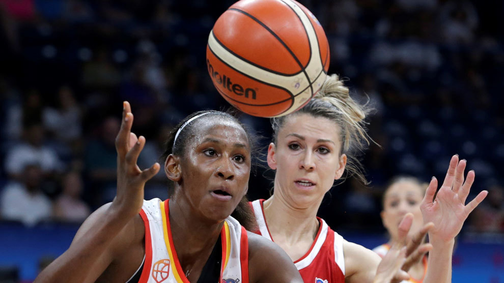 Calendario Eurobasket 2020.Eurobasket Femenino 2019 Espana Rusia Ndour Y Espana Sacan El