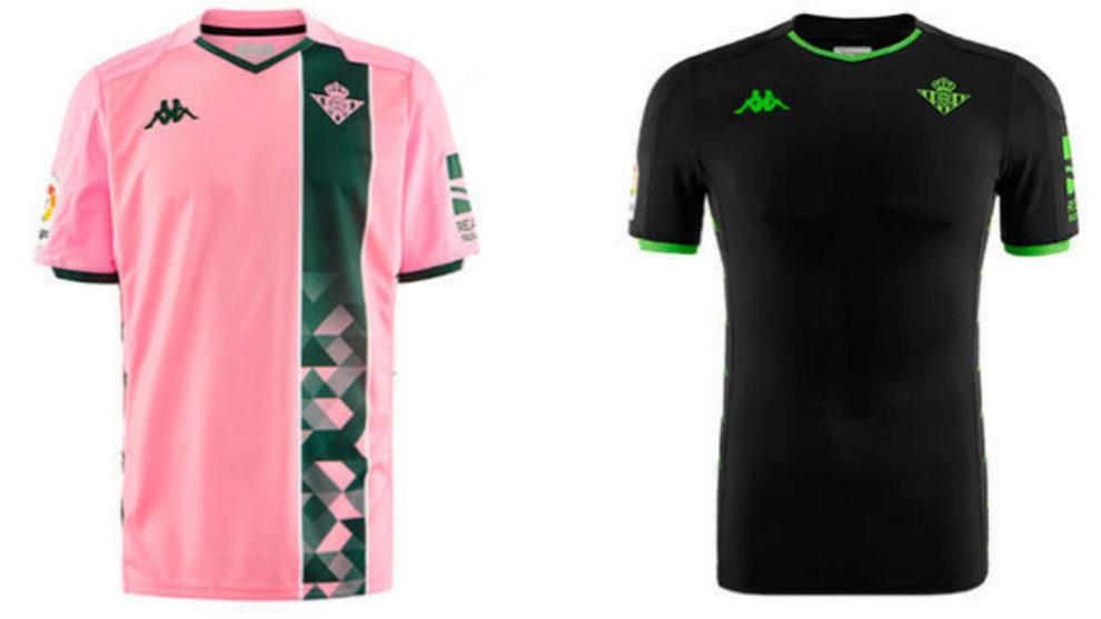 presentación Venta caliente 2019 diseño popular Betis: El Betis vestirá de negro y de rosa | Marca.com