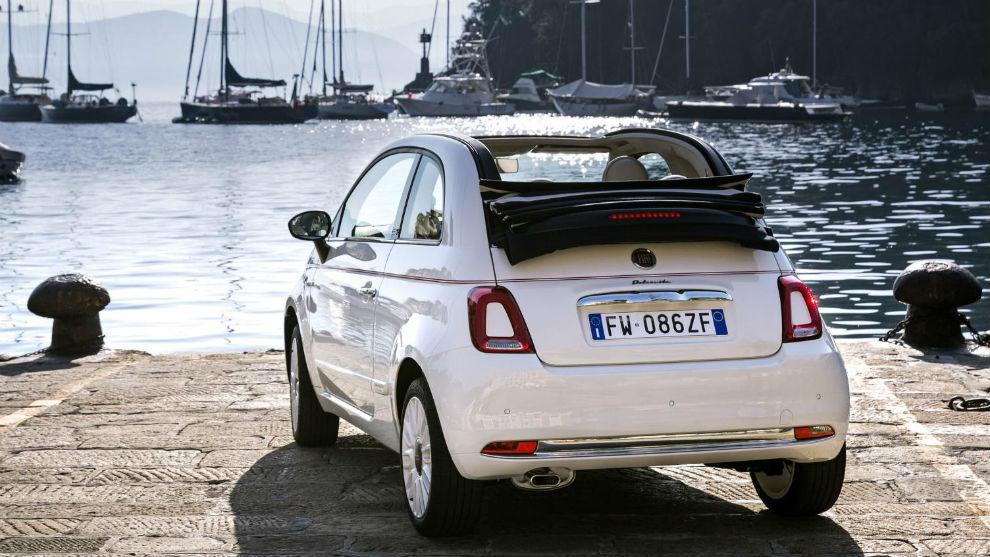 Fiat 500 Dolce Vita Feliz Cumpleanos Marca Com