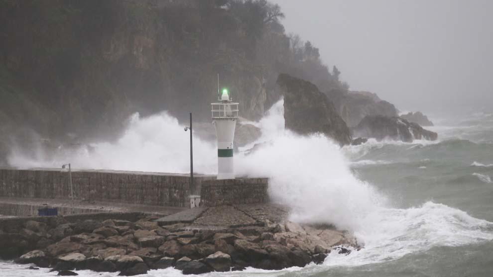 España en alerta de tsunami