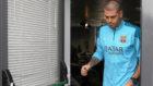 Valdés, en su etapa en el Barça