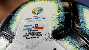 Argentina - Chile: horario y dónde ver hoy por TV y streaming la Copa...