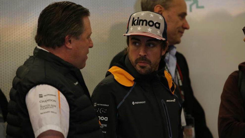 Carlos Sainz seguirá en McLaren la próxima temporada