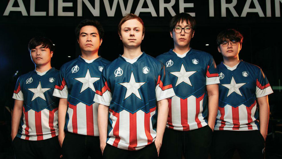 Team Liquid | Marvel