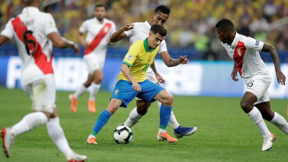 Brasil - Perú: horario y dónde ver hoy por Tv y streaming la final...