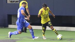 La Máquina y Monarcas igualaron sin goles en tiempo regular