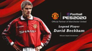 David Beckham volverá a vestir la camiseta de los Red Devils