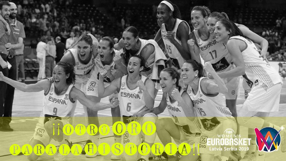 Calendario Eurobasket 2020.Eurobasket Femenino 2019 Espana No Para De Ganar Un Palmares De