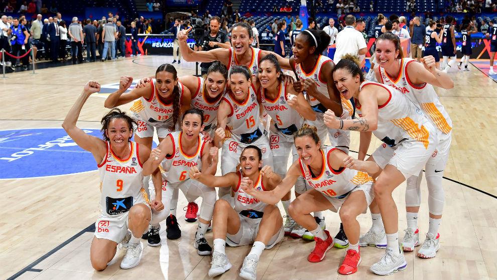 Eurobasket femenino 2019
