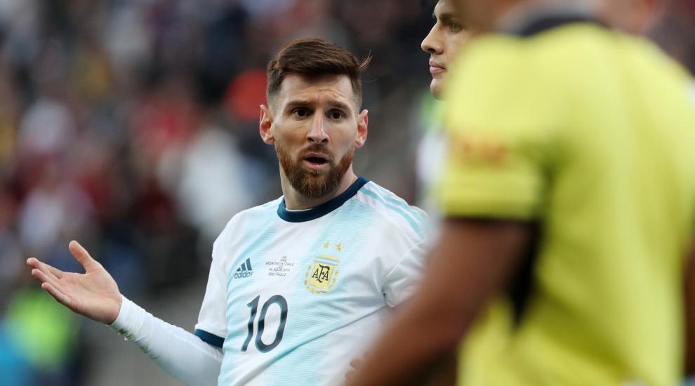 El astro argentino enfrentaría graves consecuencias.