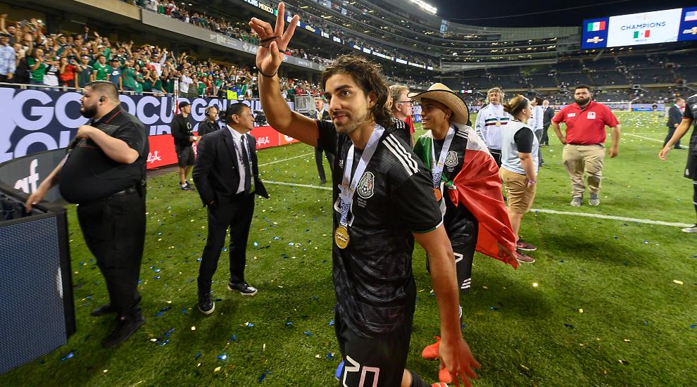El jugador de Rayados participó 81 minutos en la final.