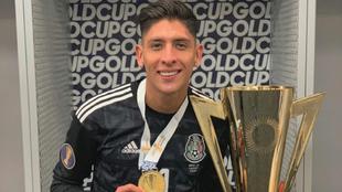 Edson Álvarez fue pieza inamovible para Martino.
